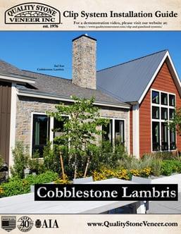 1 - Cobblestone Lambris Installation Cover Page FINAL EDIT