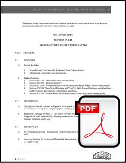 Div 7 Spec PDF