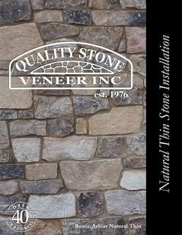Natural Thin Stone Installation Brochure