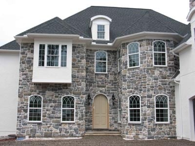 Bull Run, New England & Conestoga Cobblestone, Fieldstone & Regal Ashlar