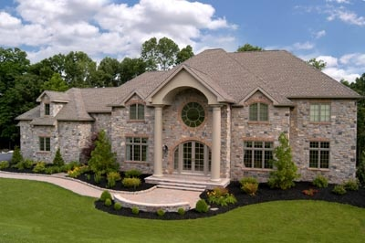 Manor, Kernsville, Lehigh & Mainline (Black) Cobblestone