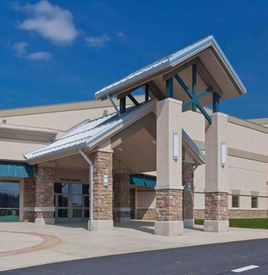 Worship Center Blend Regal Ashlar