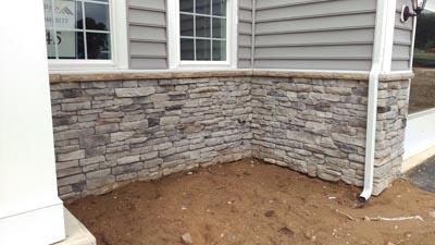 Granite Drystack