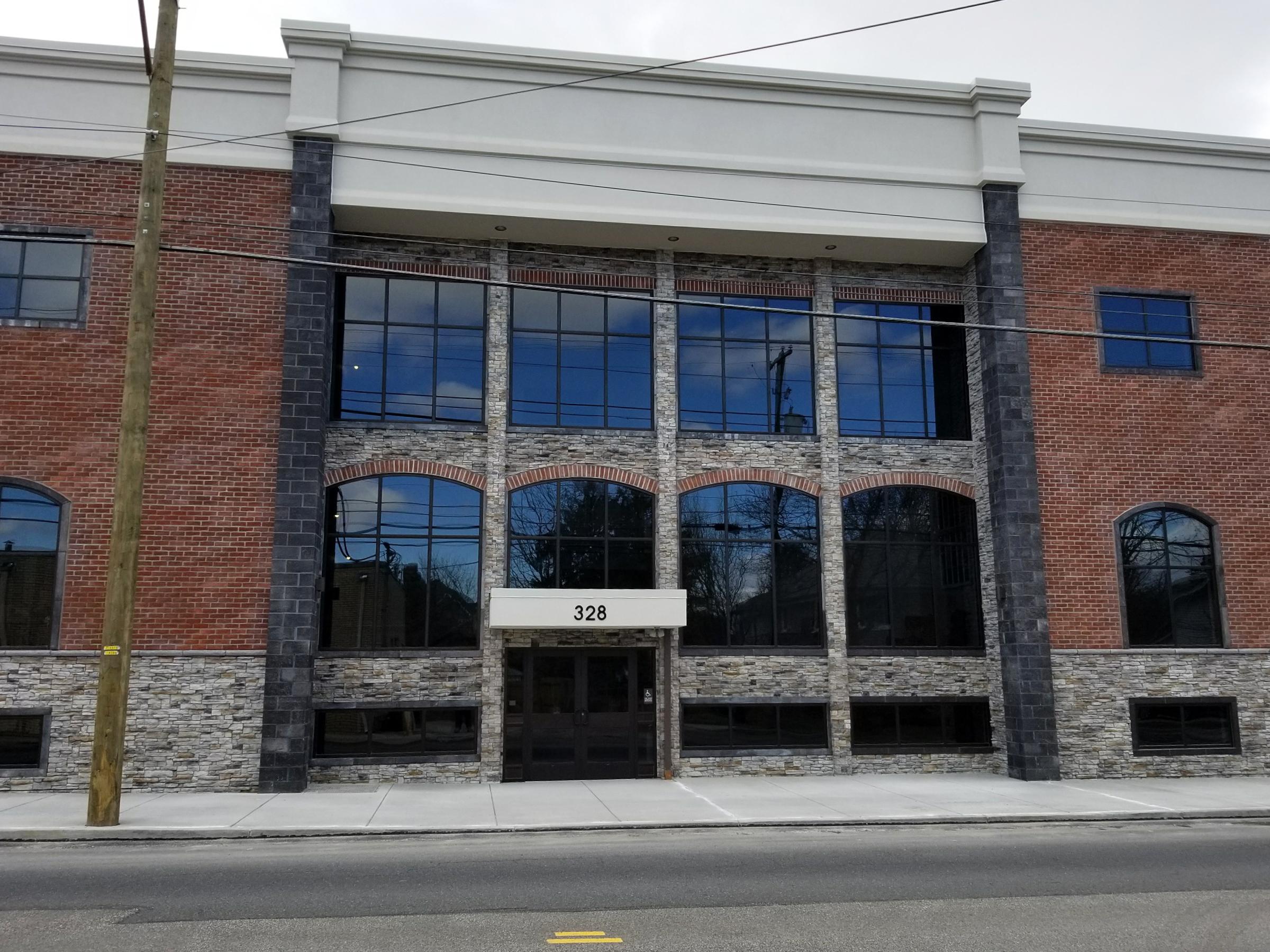 Historic Brick, Siota Block & Granite Drystack Lambris